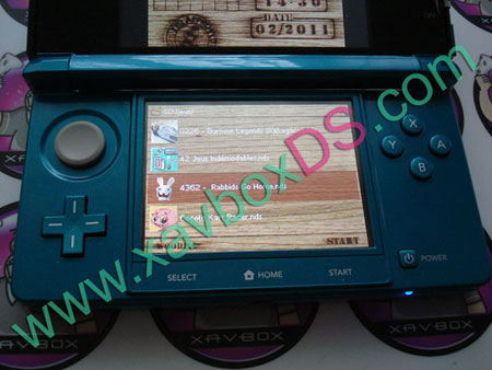 3DS et linker R4