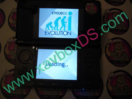 cyclods ievolution