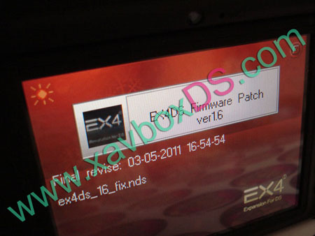 eX4 update