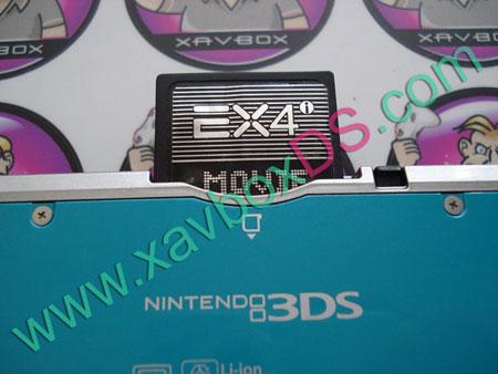 EX4 sur 3DS