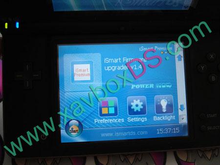 update 3DS
