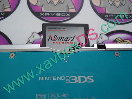 ismart 3DS