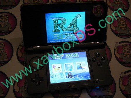 R4i sdhc 3DS