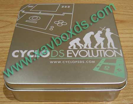 boite cyclods evolution