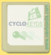 cyclokey ds