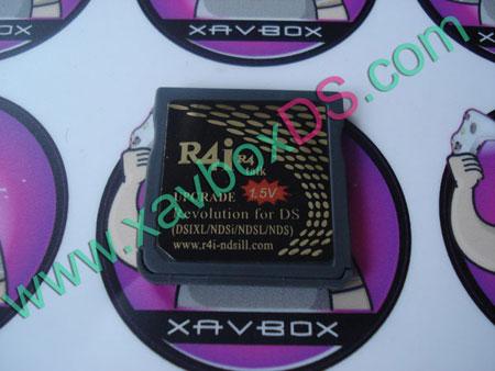 R4i DSi XL