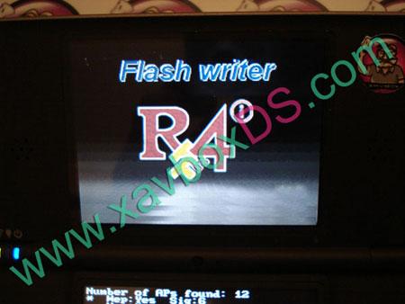 flash writter