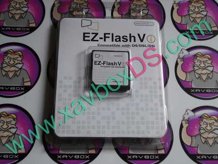 EZ-Flash Vi