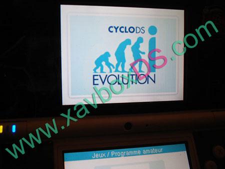 Cyclods ievolution
