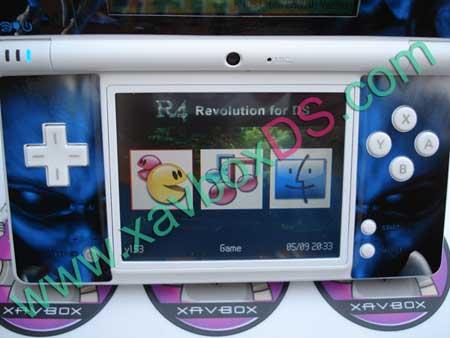 R4 DS revolution