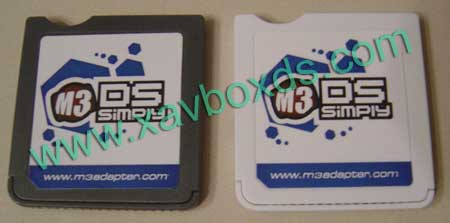 m3 ds simply
