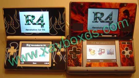 r4 revolution DS et DS lite