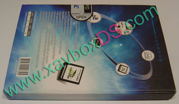 logiciel ds one supercard